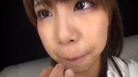 片瀬美咲ちゃんの舌・口内自撮り(通常版+3D)