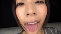 阿部乃みくちゃんの舌・口内自撮り(通常版+3D)