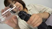 フェチ:素人娘ゆうこちゃんのベロ観察・ベロ唾液フェチズム(通常版+3D)
