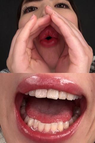 主観口臭嗅がせ 黒木いくみ(通常版+3D)