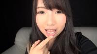 玉木くるみちゃんの舌・口内自撮り(通常版+3D)