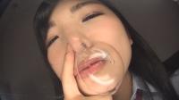 【鼻】鼻水大量超ダラダラ!!エゲツない鼻ちょうちん女 白鳥すず