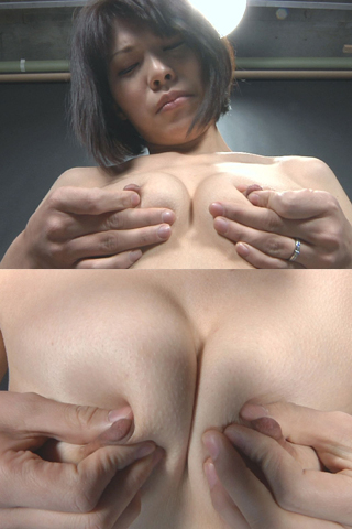 乳首いじり