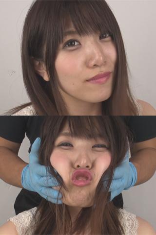 【顔面崩壊】美少女!喜多方涼ちゃんの顔面崩壊