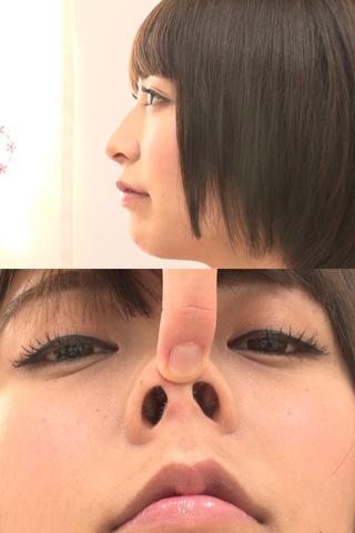 鼻観察・くしゃみ鼻水 阿部乃みく