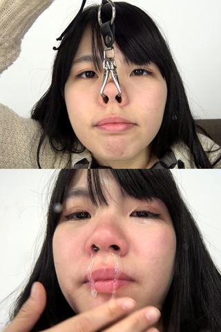 鼻観察・くしゃみ鼻水     かなこ