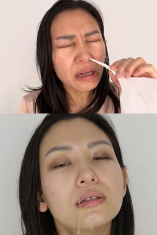 【鼻】鼻観察〜くしゃみ鼻水 2本セット 小雪&なをり