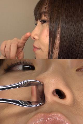 【鼻】鼻観察〜なみだ鼻水  たえ