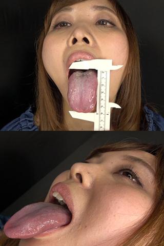ベロ観察・ベロ唾液 2本セット 芽愛里&莉子