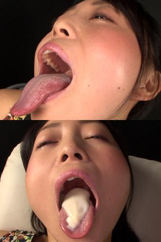 ベロ観察・ベロ唾液 2本セット あみ&由美香