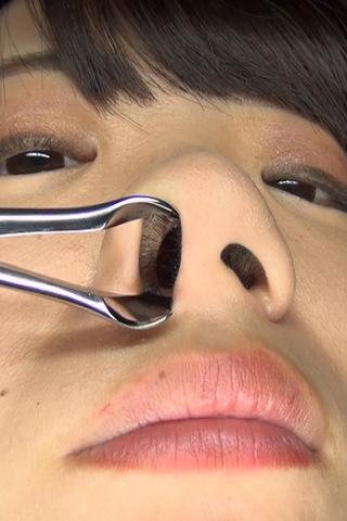 【鼻】鼻観察〜くしゃみ鼻水 莉子