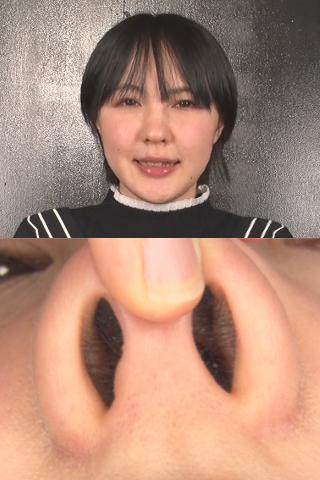 鼻・鼻水観察 田嶋まお