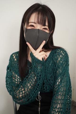 【完売御礼】皆月ひかるのグレーフィットマスク