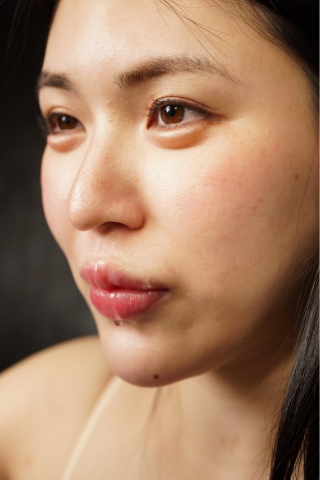 【豪華3点セット】塩見彩ちゃんの鼻のあれこれ