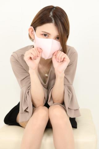 販売【吸うハぁ~丸見えマスク】♥mayumu♥ちゃんが頑張って飛沫したポリ混ピンクフィットマスク